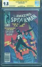 Amazing SPIDER MAN 252 CGC SS 9.8 Stan Lee Amazing Fantasy 15 cover swipe 1984