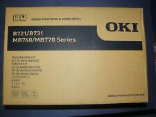 GENUINE OKI 120V Fuser Maintenance Kit B721 B731 MB760 MB770 MPS5501b MPS5502MB