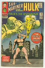 1966 Tales To Astonish 78 5.0 Sub Mariner Nice Pages Tc