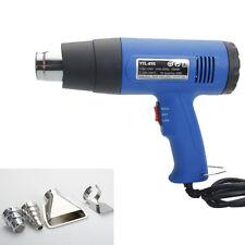 Heat Gun Shrink Hot Air Temperature 110V 1500W DIY Electric Power Nozzles Tool