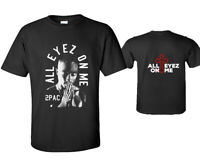 Tupac Shirts All Eyes On Me 2Pac Shirts Tupac Hip Hop Legends Shirts
