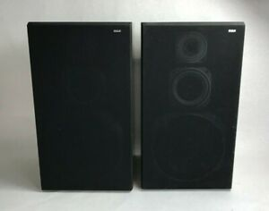 RCA SPK-380T 3-Way Speaker System - Tested