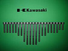Kawasaki Z400/4 Z400 Four Engine SS Stainless Allen Screw Kit *UK FREEPOST* New