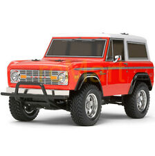 Tamiya Ford Bronco 1973 Body Set EP 4WD 1:10 RC Cars Truck Off Road #51388