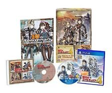 Valkyria on the Battlefield 4 10th Anniversary Memorial Pack Japan PS4