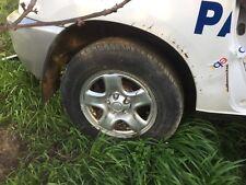 TOYOTA RAV4 2004 model  4  metal genuine   Wheels  with tyres ( vic)