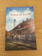 Steps Of Faith by Camy Tang - Miracles Of Marble Cove #17