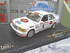 Mercedes Benz 190e 190 2.3-16 V rally tour auto 1986 #4 auriol 33 rar Ixo 1:43