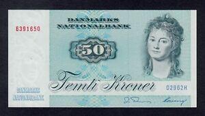DENMARK  50 KRONER  1996  PICK # 50m  UNC.