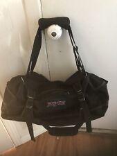 Jansport Duffel Gym Bag Bag Ajustable straps Great Travel Bag