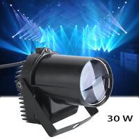 30W LED Lichteffekt Disco DJ Party Bühnenbeleuchtung Stagelampe Strahler 360 A++