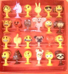 Aldi Emoji Emojis 2019 freie Auswahl aus allen 24 Figuren oder komplett Satz
