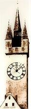 Stadtturm Wanduhr - Die Kult-Uhr aus Straubing