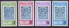 Malawi 1966 SC 54-57 MNH Set Postal Centenary