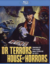 Dr Terror's House of Horrors [Blu-ray], Very Good Disc, Lee, Christopher, Suther