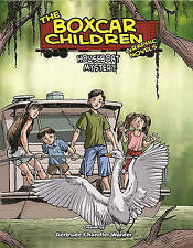 NEW Houseboat Mystery: A Graphic Novel (Boxcar Children Graphic Novels # 16)