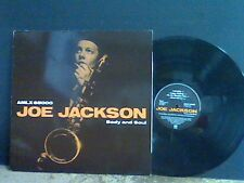 Joe Jackson Body & Soul Lp demostración hermosa copia!!!