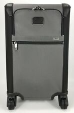 Tumi Alpha Bravo International Expandable Carry-On Spinner Luggage Grey 22060