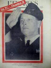 ALGERIE COMPLOT BARRAGES D'ALGER ORTIZ LAGAILLARDE SECRETS D'ETAT L'EXPRESS 1962