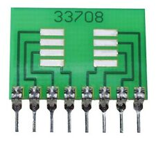 8-pin Surface Mount Adapter / Surfboard # 33708 - Lot of 5
