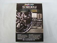 SHD1000 Dupli-Color Black Shadow Chrome Coating Spray
