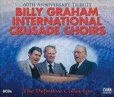 NEW Billy Graham International Crusade Choirs - The Definitive Collection (3CD)