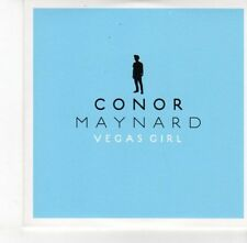 (DJ474) Conor Maynard, Vegas Girl - 2012 DJ CD