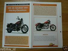 LM99- IN DE KEUKEN VAN HARLEY-DAVIDSON INFO MOTORCYCLE,MOTORRAD,MOTORFIETS
