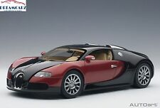 AUTOart 70909 1:18  Bugatti Veyron EB 16.4, Production Car #001, Lmtd 1200 pcs