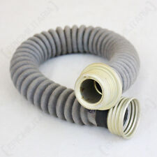 Original Gas Mask Tube - Grey - Surplus Replacement Respirator Pipe Army Soviet