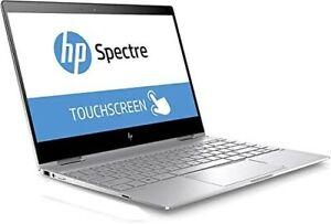 HP Spectre x360 laptop 2x1 - i7 8th Gen - 16 GB ram - 512 SSD - WIN 10