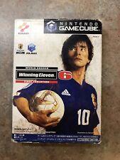 Winning Eleven 6 For Japanese GameCube Complete **USA SELLER**