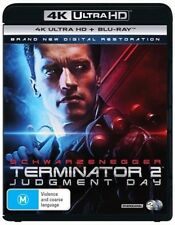 Terminator 2: Judgment Day (4K UHD) Blu-Ray Region B