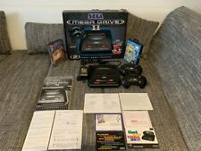 Sega Mega Drive II OVP + 2 Spiele Aladdin Crush Dummies