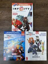 Disney Infinity Guide Book Bundle