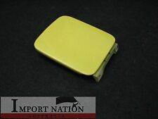 NISSAN 300ZX USED FUEL LID / COVER - YELLOW EH7 2 SEATER Z32 TT 89 - 99