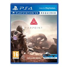 Farpoint | PlayStation VR PSVR 4 Ps4