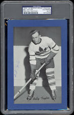1934-44 Beehive Billy Taylor (Toronto Maple Leafs) Autographed/Signed - PSA/DNA