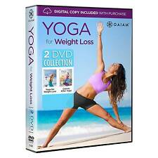 Gaiam Yoga for Weight Loss 2 DVD Collection