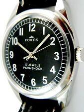 VINTAGE FORTIS 17 JEWELS SWISS WRIST WATCH