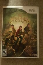 Spiderwick Chronicles - Nintendo  Wii Game,comes complete!