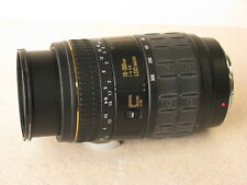 TAMRON 70-300mm f4 LDO MACRO LENS FOR SONY/MINOLTA MOUNT