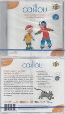 CD--NM-SEALED-VARIOUS -2011- -- CAILLOU 22 AUDIO: CAILLOU LERNT ROLLSCHUHFAHREN