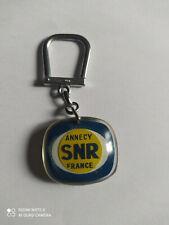 Porte-clés BOURBON Roulement Automobile SNR Annecy keychain vintage années 60