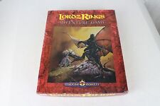 Lord  Of The Rings Adventure Game 1991 Role Playing Game ICE LR0 Middle Earth