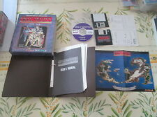 >> BIBLE MASTER BIBLEMASTER RPG FM TOWNS MARTY JAPAN IMPORT COMPLETE IN BOX! <<
