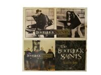 The Boondock Saints poster  Two sided Release the Hounds Boon Dock