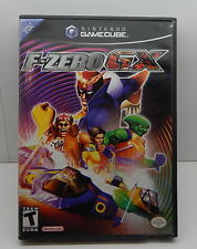 Nintendo Gamecube F-Zero GX Game and Case Only WORKING Game R11356
