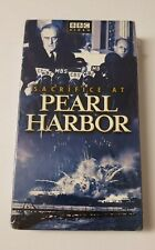 Sacrifice at Pearl Harbor VHS sealed Mint