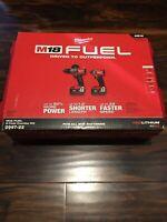Milwaukee M18 Fuel  2 Tool Combo Kit - 2997-22